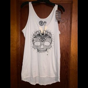 Affliction tank / Brand New with Tags/ rare tank